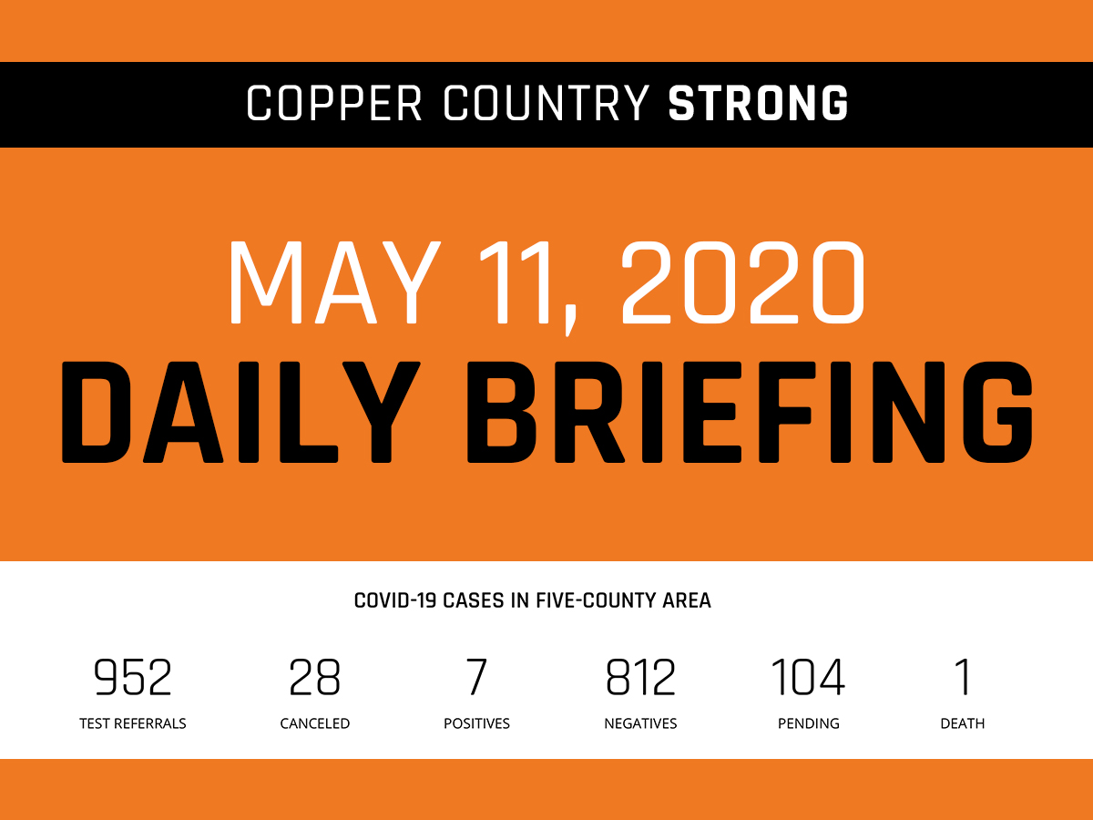 May 11 Daily Briefing