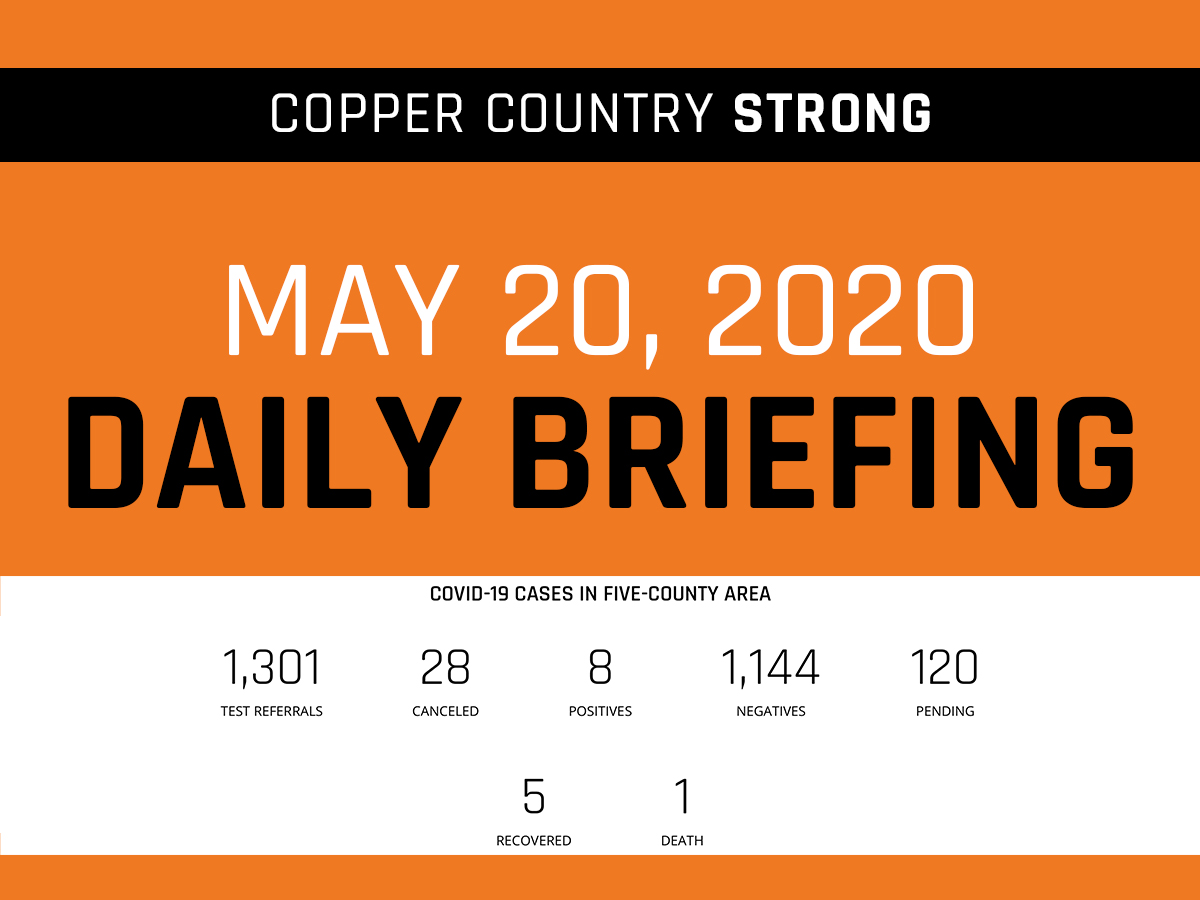 Daily Briefing - May 20