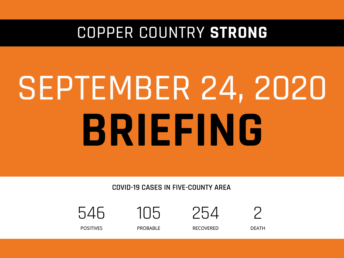 CC Strong Briefing September 24