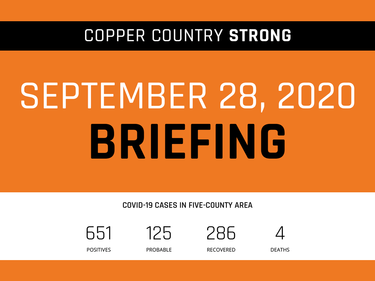 September 28 Briefing