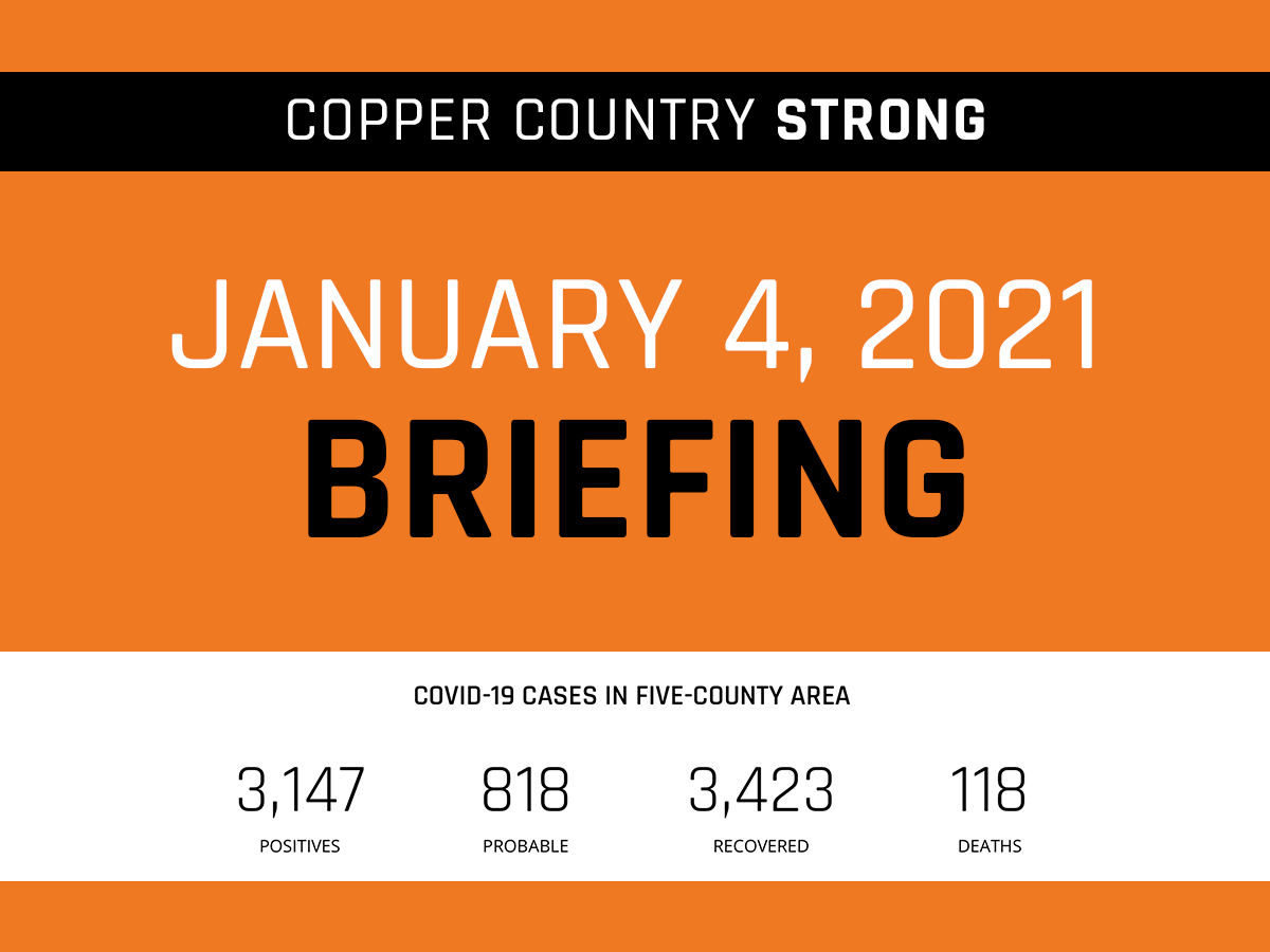 January 4 Briefing