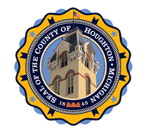 Houghton County Seal