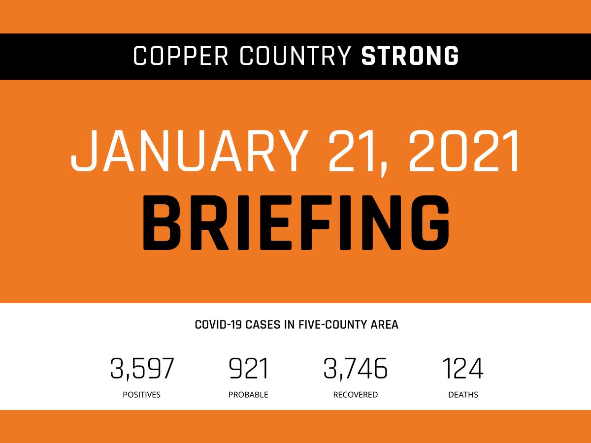 January 21 Briefing